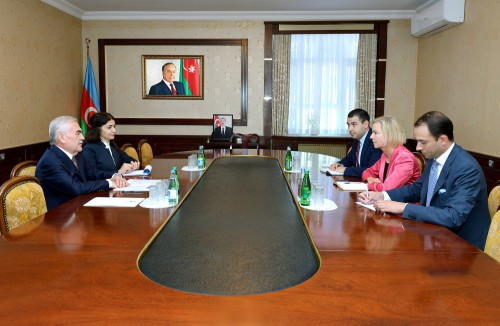 Swedish Ambassador visits Nakhchivan Autonomous Republic