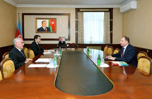 Moldovan Ambassador Welcomed