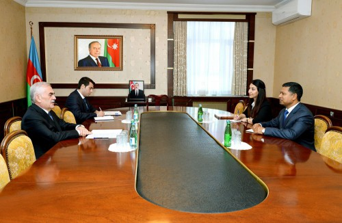 Indian Ambassador Visits Nakhchivan Autonomous Republic